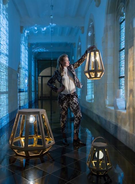 Francoise Oostwegel Lamp ZUID